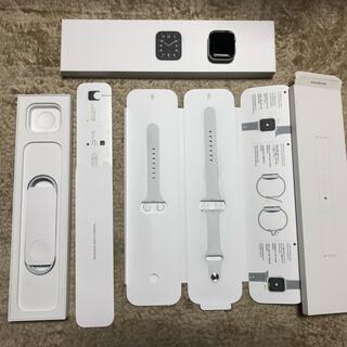 Apple - アップルウォッチSE 40mm GPS