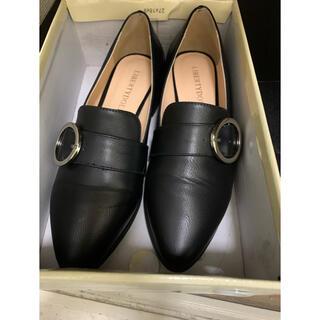 レペット(repetto)のローファー 革靴 黒(ローファー/革靴)
