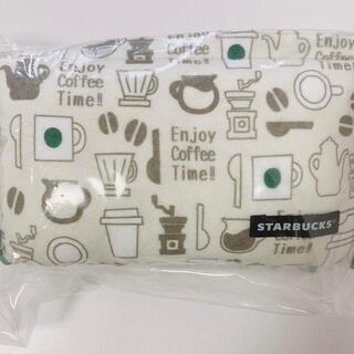 スターバックスコーヒー(Starbucks Coffee)の未開封!スターバックス福袋入トライアングルクッション♪(クッション)