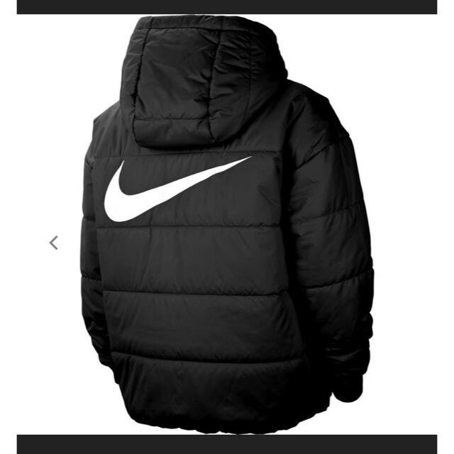 NIKE(ナイキ)のNIKE ダウン レディース ブラック レディースのジャケット/アウター(ダウンジャケット)の商品写真