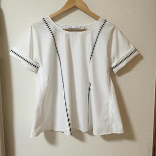 ルメール(LEMAIRE)のユニクロand LEMAIRE(シャツ/ブラウス(半袖/袖なし))
