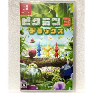 ニンテンドースイッチ(Nintendo Switch)の【新品】ピクミン3 デラックス Switch(家庭用ゲームソフト)