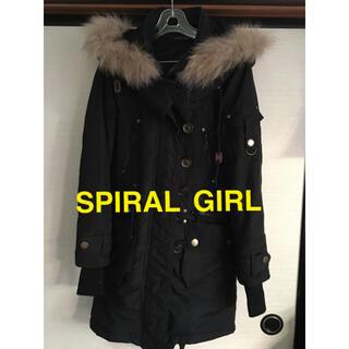 スパイラルガール(SPIRAL GIRL)のSPIRAL GIRL コート(ロングコート)