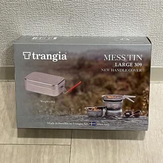 プリムス(PRIMUS)のトランギア メスティン ラージ レッド ハンドル TR-309(調理器具)