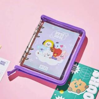 ボウダンショウネンダン(防弾少年団(BTS))のbt21 baby 手帳 新品 未開封 レア 2021(アイドルグッズ)