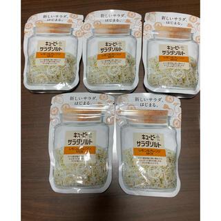 キューピー サラダソルト 5袋(調味料)