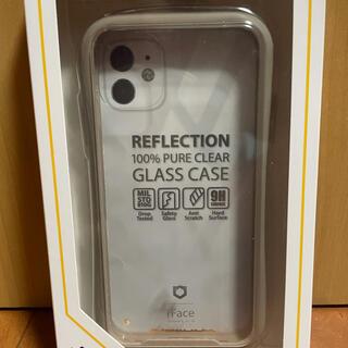 ハイミー(HIMMY)のiFace iPhone11 ベージュ クリア ケース(iPhoneケース)