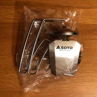 シンフジパートナー(新富士バーナー)のSOTO ソト レギュレーターストーブ ST-310(ストーブ/コンロ)