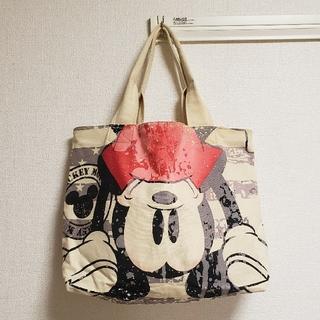 ディズニー(Disney)のミッキーマウス トートバッグ (トートバッグ)