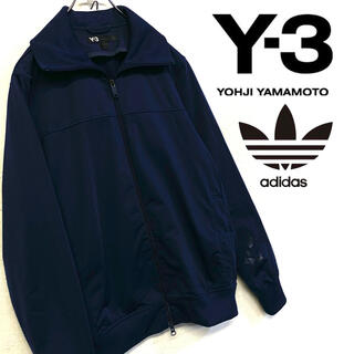 Y-3 - 美品 Y3×adidas トラックジャケット メンズS ネイビー