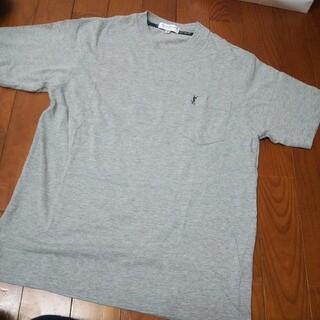 イヴサンローランボーテ(Yves Saint Laurent Beaute)のイヴ サンローラン 半袖Tシャツ L メンズ(Tシャツ/カットソー(半袖/袖なし))