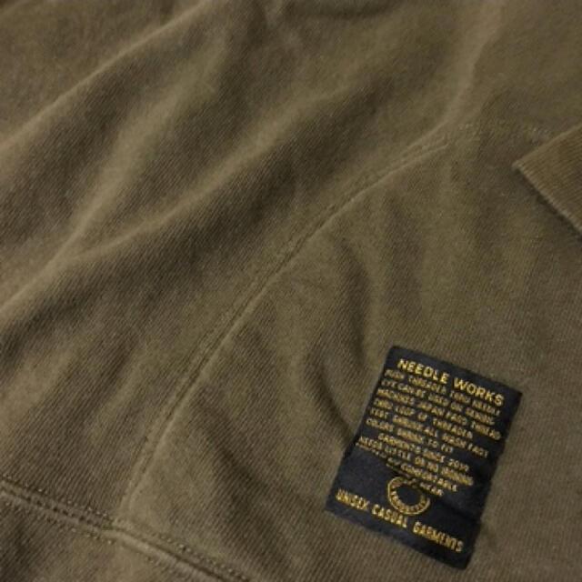 NEEDLE WORK SOON(ニードルワークスーン)のニードルワークスーン ワンピース 120センチ キッズ/ベビー/マタニティのキッズ服女の子用(90cm~)(ワンピース)の商品写真