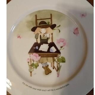 ニッコー(NIKKO)のリョウちん様専用 ニッコー ボーンチャイナ 永田萌 デザイン大皿(食器)