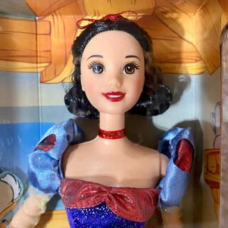 ディズニー(Disney)の新品送料込 マテル 白雪姫 スパークリングスノーホワイト ディズニー プリンセス(人形)