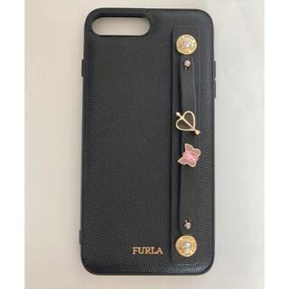 フルラ(Furla)の【美品】定価17600円 iPhone Plus ケース FURLA  (iPhoneケース)