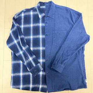 ビームス(BEAMS)のBEAMS SSZ 1.5 shirts ネルシャツ(シャツ)