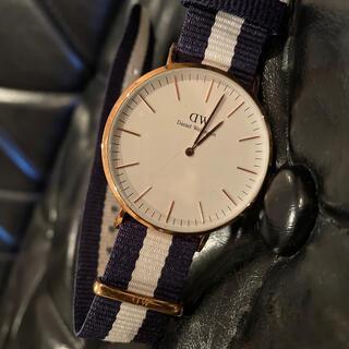 ダニエルウェリントン(Daniel Wellington)のDaniel Wellington 腕時計(腕時計(アナログ))