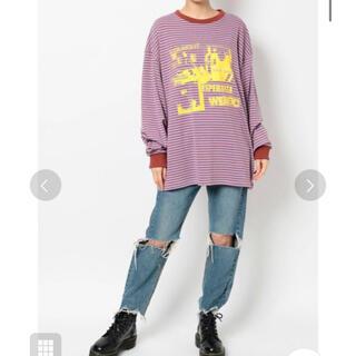 ジュエティ(jouetie)のボーダーロンT(Tシャツ(長袖/七分))