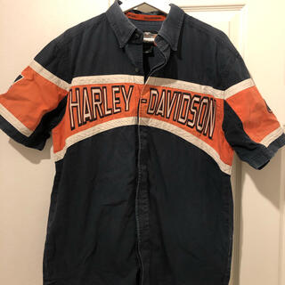 ハーレーダビッドソン(Harley Davidson)のHarley-Davidson シャツ(シャツ)