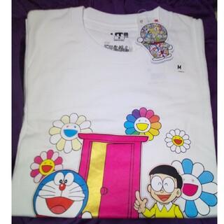 ユニクロ(UNIQLO)のユニクロ村上隆コラボ・ドラえもん Tシャツ Mサイズ(半袖)(Tシャツ/カットソー(半袖/袖なし))