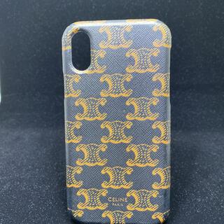 セリーヌ(celine)の【即日発送】セリーヌ iPhone X & XS ケース CELINE ブランド(iPhoneケース)