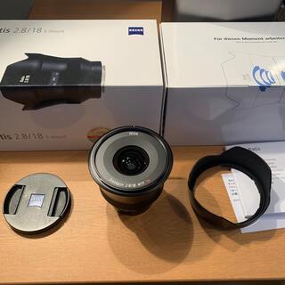 ソニー(SONY)の美品 ZEISS Batis 2.8/18 E-mount(レンズ(単焦点))