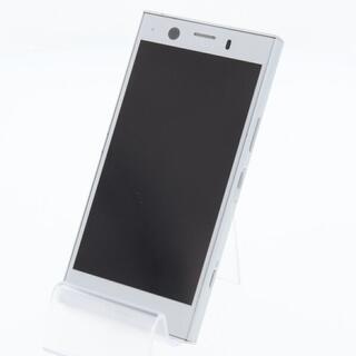 エクスペリア(Xperia)の【C】SIMフリー SO-02K Xperia XZ1 Compact ホワイト(スマートフォン本体)
