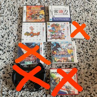 ニンテンドー3DS(ニンテンドー3DS)のNintendo 3DSソフトパズドラZ妖怪ウォッチデジモンポケモンスクランブル(携帯用ゲームソフト)