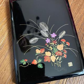 塗り 電話帳 2個組(漆芸)