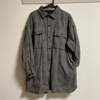 ニコアンド(niko and...)のCPOシャツジャケット ニコアンド(その他)