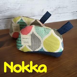 ストウブ(STAUB)の✧鍋つかみ✧ Nokka『ノッカ』cosmo TEXTILE  北欧風(キッチン小物)