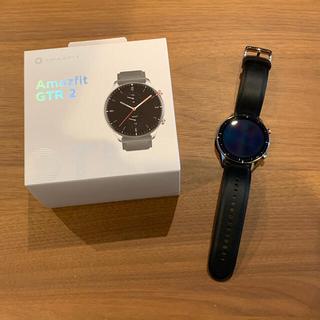 【美品】Amazfit GTR2 Classic Edition(腕時計(デジタル))