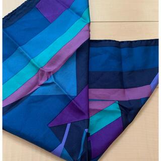 イエナ(IENA)のLIBERTY Liberty リバティ シルク100% スカーフ(バンダナ/スカーフ)