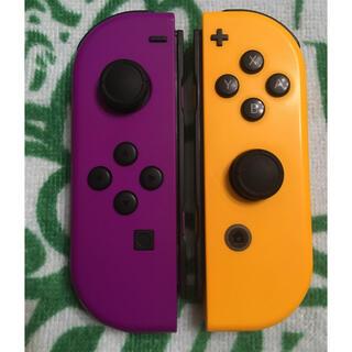 ニンテンドースイッチ(Nintendo Switch)の任天堂Switch ジョイコン 左右セット(その他)