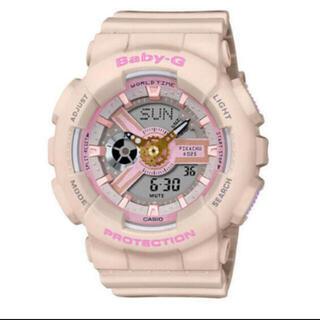 ベビージー(Baby-G)のG-SHOCK ピカチュウ ポケモン baby-g(腕時計(アナログ))