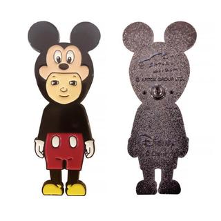 """ディズニー(Disney)の貴重!小泉悟""""With"""" Mickey Pin(バッジ/ピンバッジ)"""