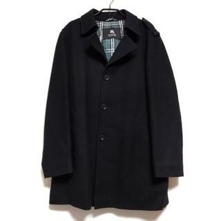 バーバリーブラックレーベル(BURBERRY BLACK LABEL)のバーバリーブラックレーベル コート L 黒(その他)