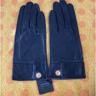 シャルレ(シャルレ)の SCHERRER Paris 羊皮革手袋 (手袋)