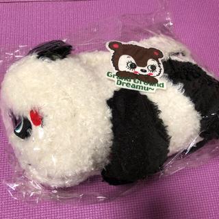 グラグラ(GrandGround)のクミ様専用 グラグラ モコモコ手提げバッグ パンダ(その他)