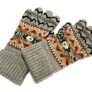 ラルフローレン(Ralph Lauren)のラルフローレン 手袋 メンズ - ウール(手袋)