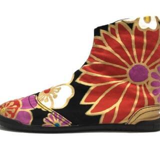 ソウソウ(SOU・SOU)のソウソウ ショートブーツ 25.0 メンズ -(ブーツ)