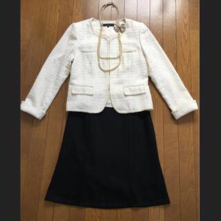 リフレクト(ReFLEcT)の新品 ワールド  リフレクト  ジャケット usedスカート スーツ 13号 (スーツ)