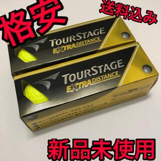 ツアーステージ(TOURSTAGE)の【新品未使用】ゴルフボール bridgestone ツアーステージ(その他)