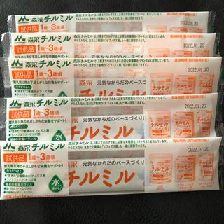 モリナガニュウギョウ(森永乳業)のミルク フォローアップミルク チルミル(その他)