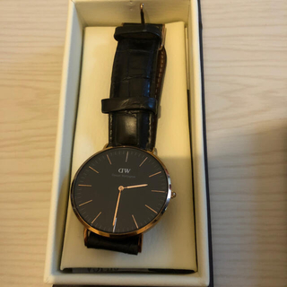 Daniel Wellington - Daniel Wellington 36mm Black 腕時計