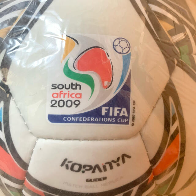 adidas - サッカーワールドカップ2009南アフリカ大会レプリカボールの ...