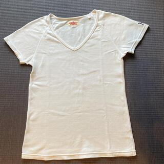 ハリウッドランチマーケット(HOLLYWOOD RANCH MARKET)のHOLLYWOOD RANCH MARKET Tシャツ 半袖(Tシャツ/カットソー(半袖/袖なし))