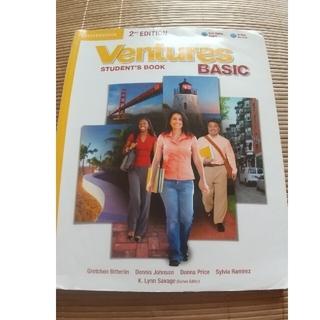 ventures  basic  英語(語学/参考書)