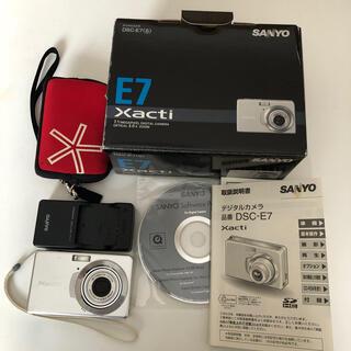 サンヨー(SANYO)のSANYOデジタルカメラ(コンパクトデジタルカメラ)