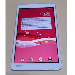 エルジーエレクトロニクス(LG Electronics)のau  Qua tab PX  LGT31  ピンク (タブレット)
